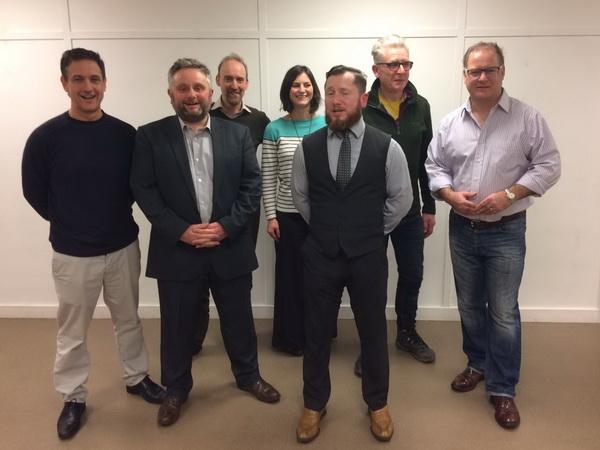 'Slow The Flow: Calderdale' Management Team