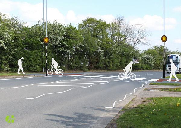 Cycleway Crossing