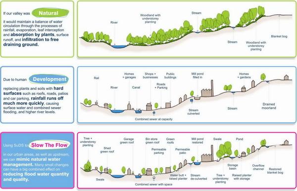 Diagram explaining NFM principles