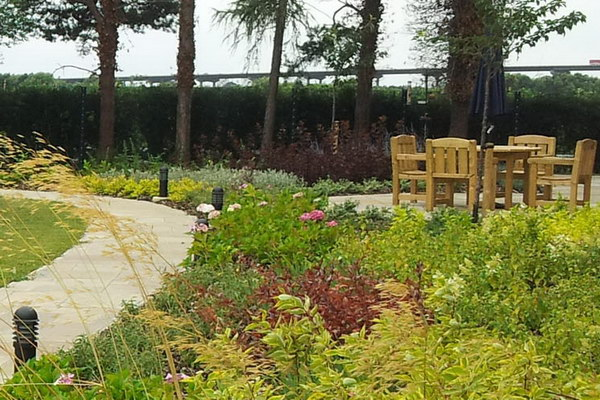 Westfield gardens nursing home westfield and pinefield on for Garden design doncaster